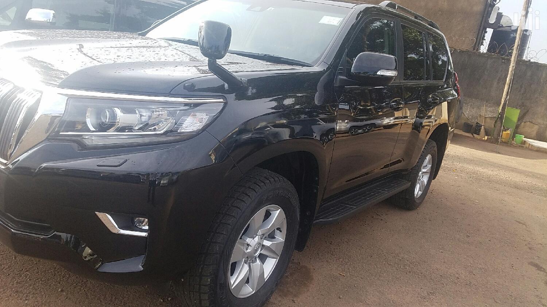 Toyota Land Cruiser Prado 2008 Black | Cars for sale in Kampala, Central Region, Uganda