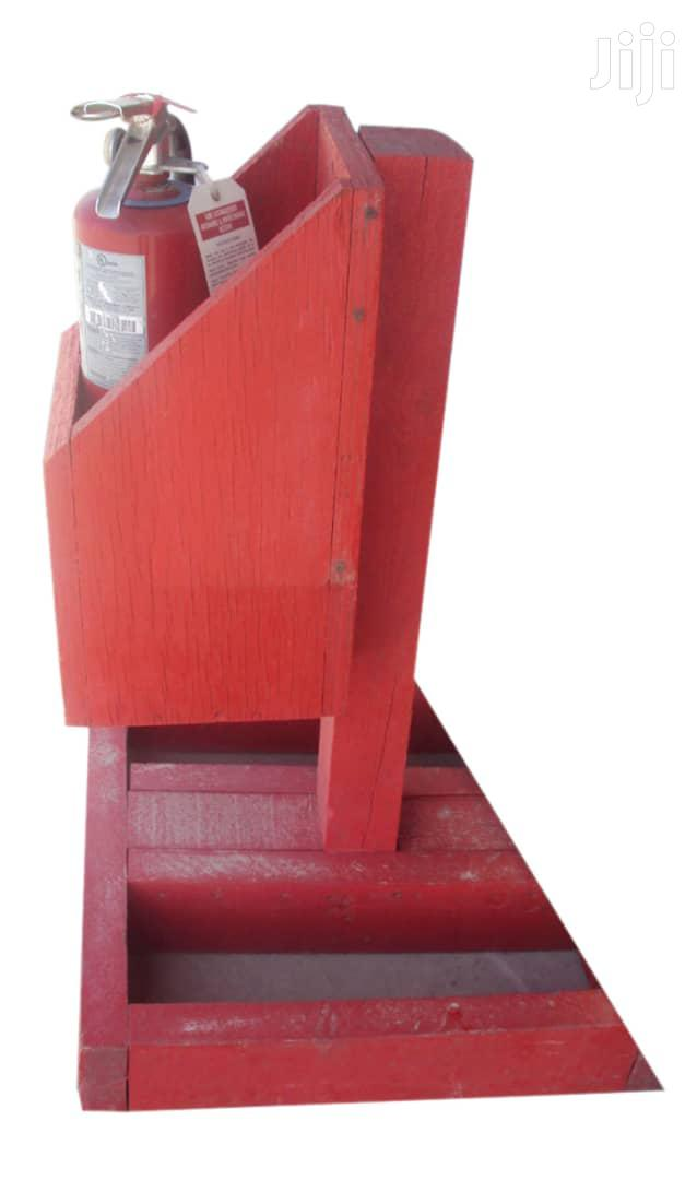 Fire Extinguisher Box | Safety Equipment for sale in Kampala, Central Region, Uganda
