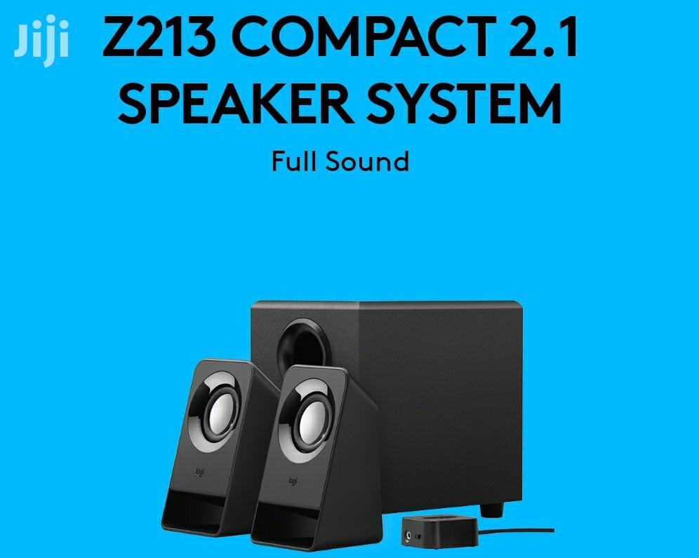Archive: Logitech Z213 Speakers