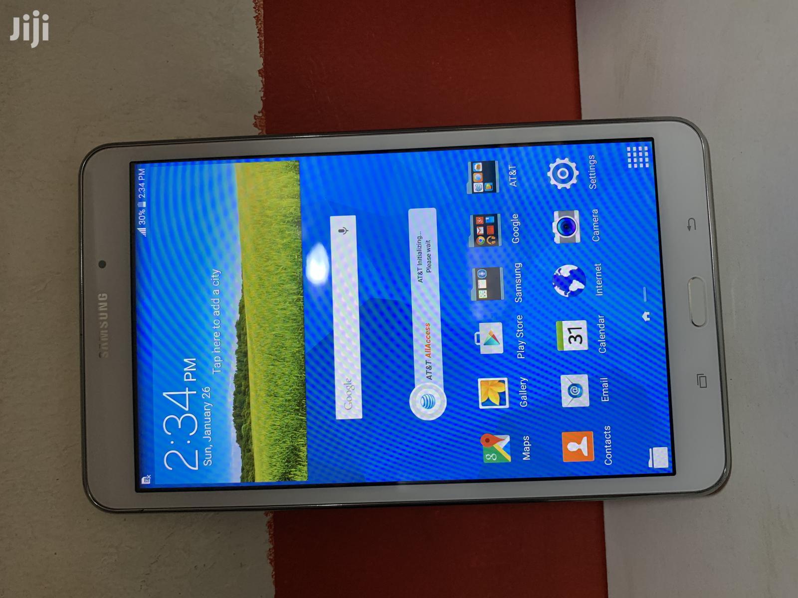 Samsung Galaxy Tab 4 8.0 64 GB White   Tablets for sale in Kampala, Central Region, Uganda
