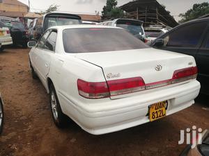 Toyota Mark II 2000 2.0 White