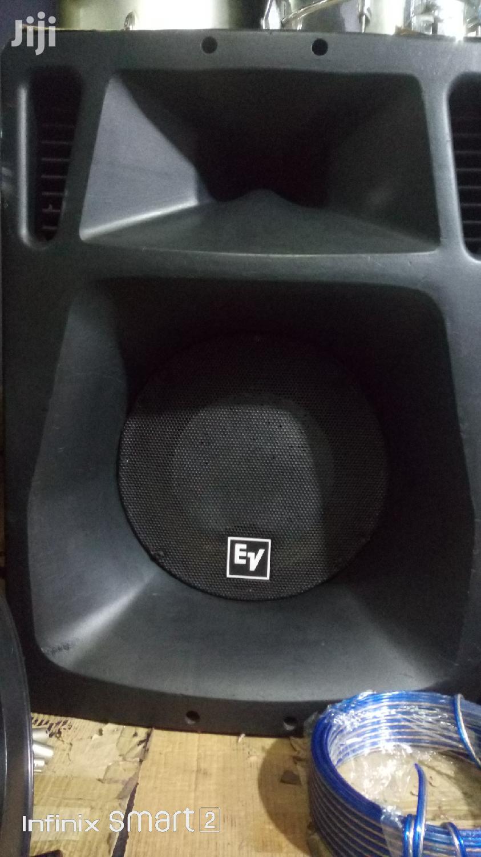 EV Top Speaker 15 Inches
