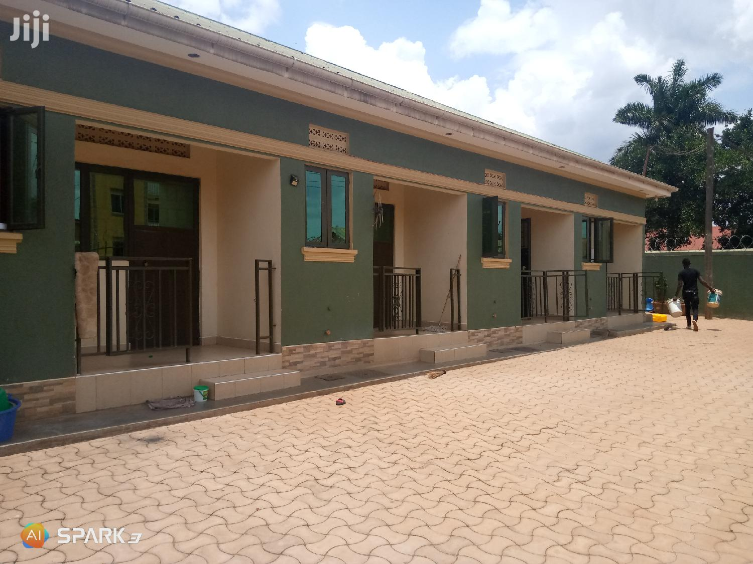 Double Rooms for Rent in Kisaasi