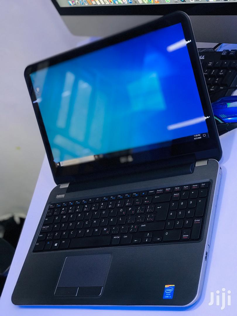 Laptop Dell Inspiron 15R 4GB Intel Core I5 HDD 500GB   Laptops & Computers for sale in Kampala, Central Region, Uganda