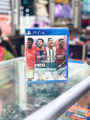 PES 2021 For PS4   Video Games for sale in Central Region, Kampala