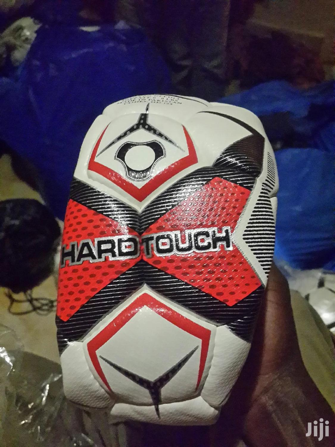 Archive: Original Hard Touch Football Ball