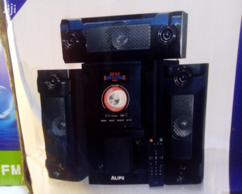 Alipu New Woofers