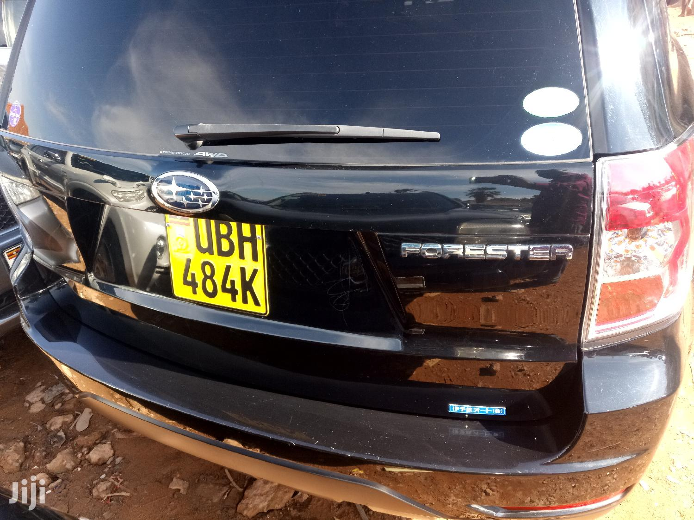 Subaru Forester 2009 Black   Cars for sale in Kampala, Central Region, Uganda