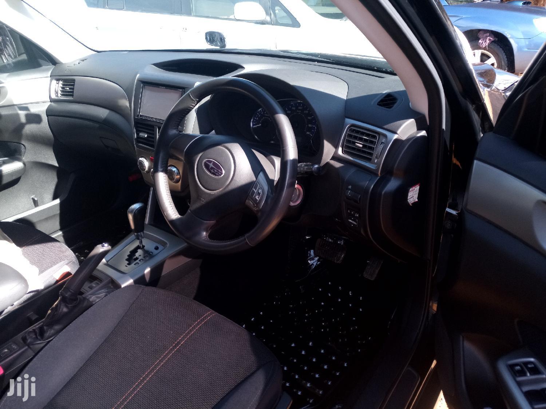 Archive: Subaru Forester 2009 Black