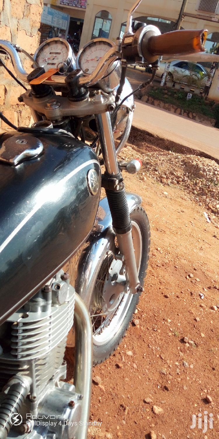 Yamaha 2002 Black | Motorcycles & Scooters for sale in Kampala, Central Region, Uganda