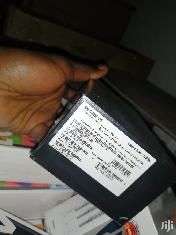 New Samsung Galaxy S20 Ultra 128 GB Gray | Mobile Phones for sale in Kampala, Central Region, Uganda