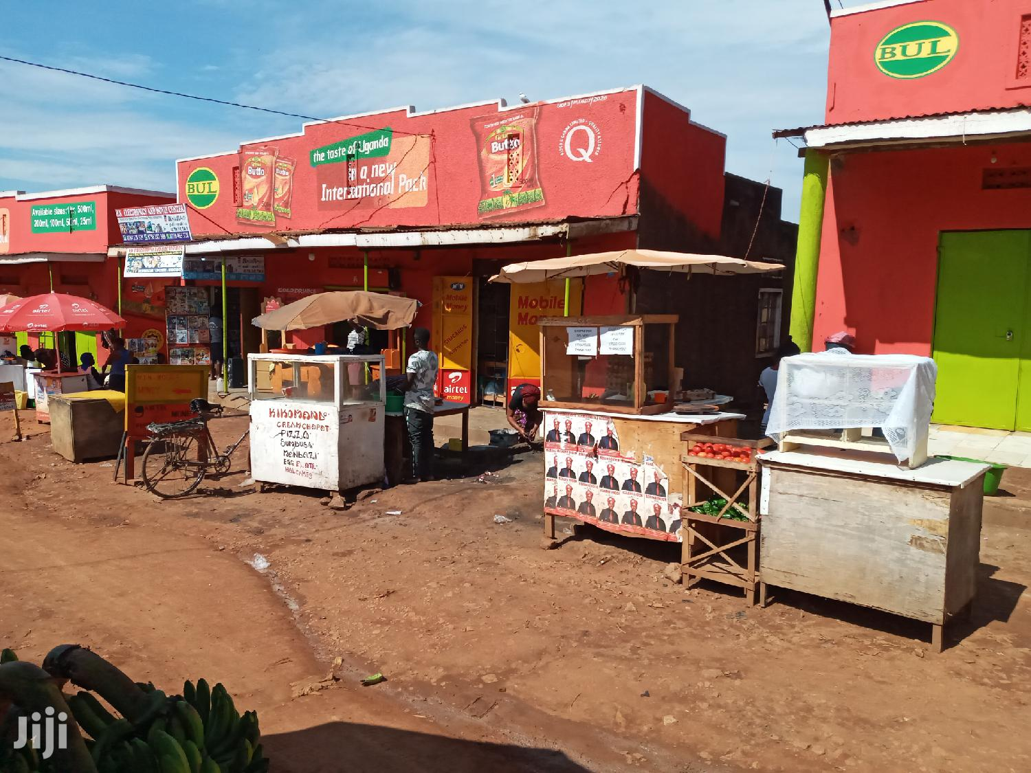 3 Commercial Shops With Rentals on Quicksale Najjanankumbi | Commercial Property For Sale for sale in Kampala, Central Region, Uganda