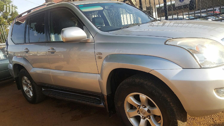 Toyota Land Cruiser 2006 Silver | Cars for sale in Kampala, Central Region, Uganda