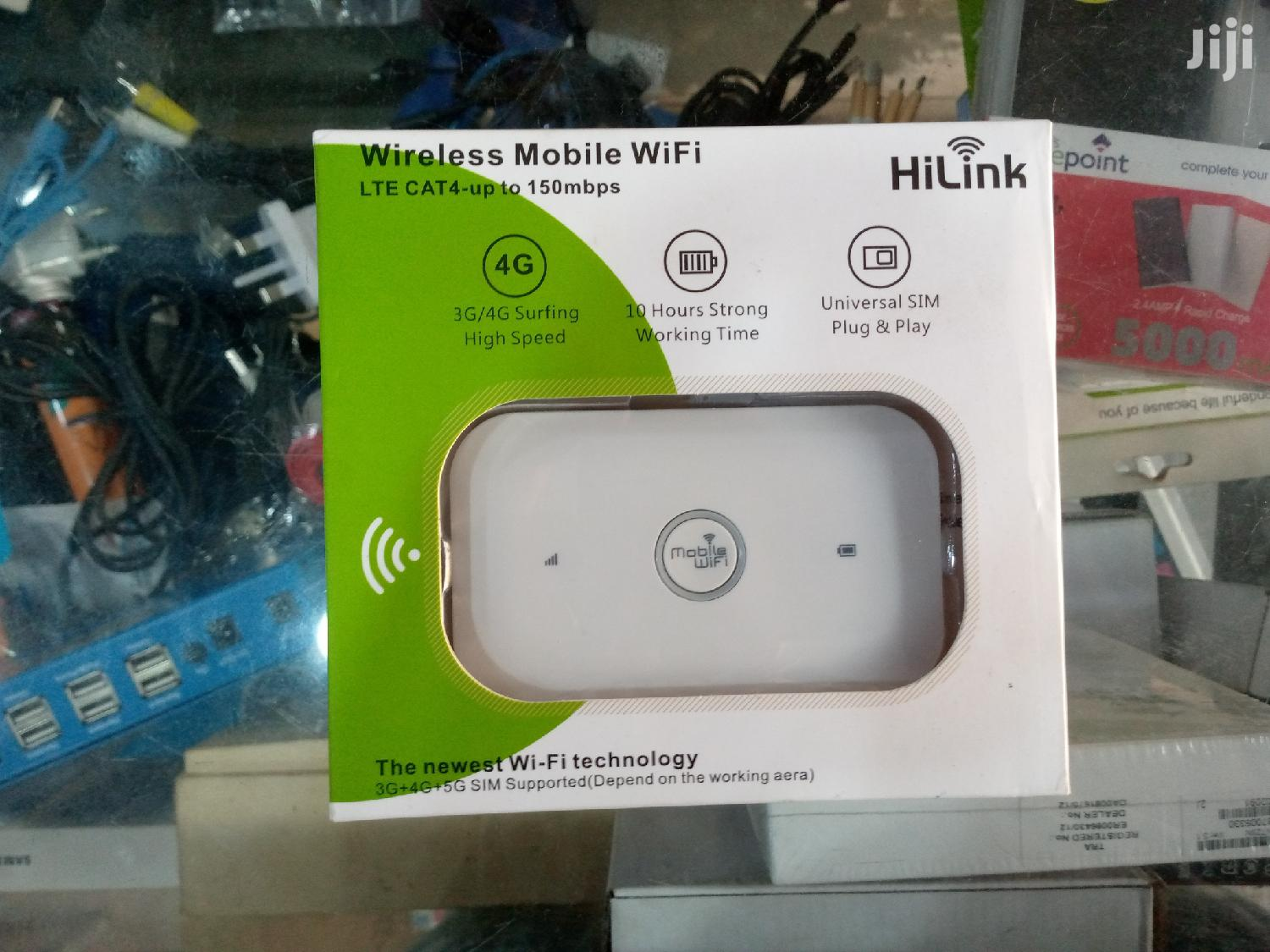 Wifi Mini Pocket Router | Networking Products for sale in Kampala, Central Region, Uganda