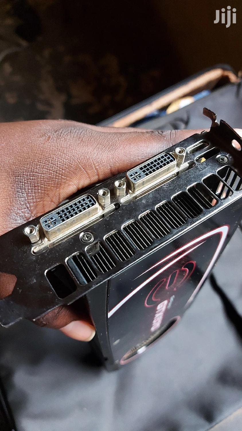 Nvidia Gtx 570 1GB Dedicated With Dvi To Vga Converter | Computer Hardware for sale in Kampala, Central Region, Uganda