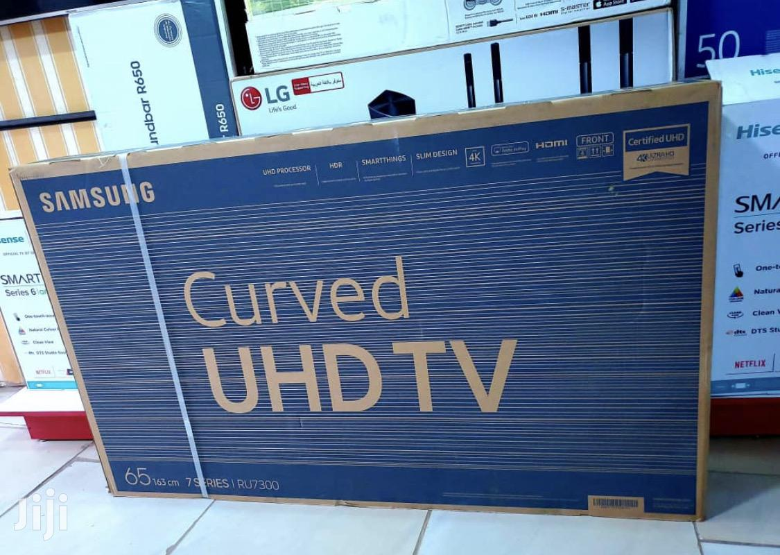 65inches Samsung Smart Curve UHD 4K