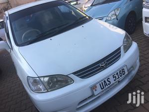 Toyota Spacio 1999 White | Cars for sale in Central Region, Kampala