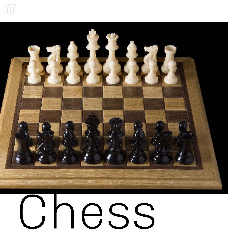 Chess Board Game - Big Size