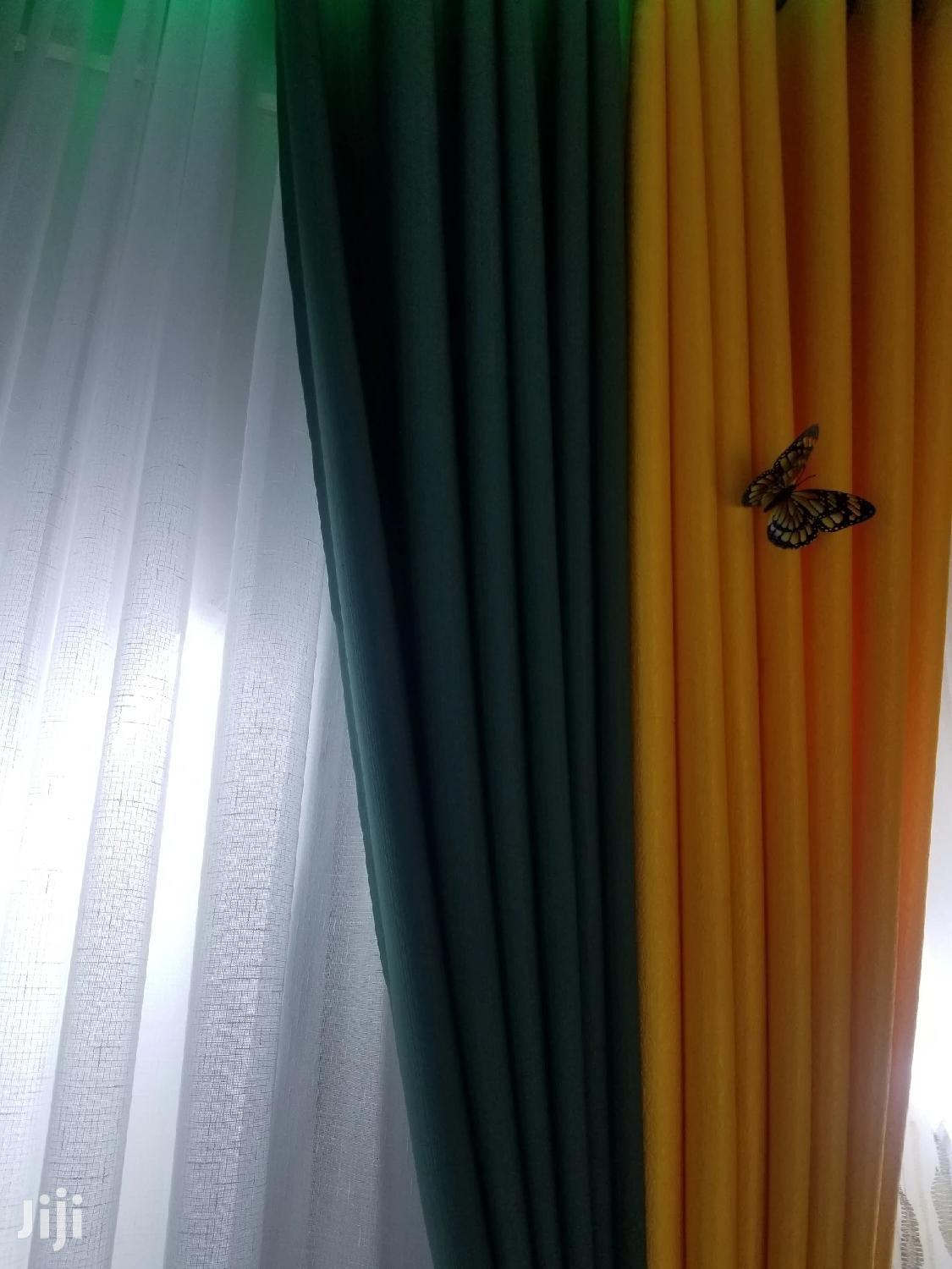 Good Quality Material Curtains