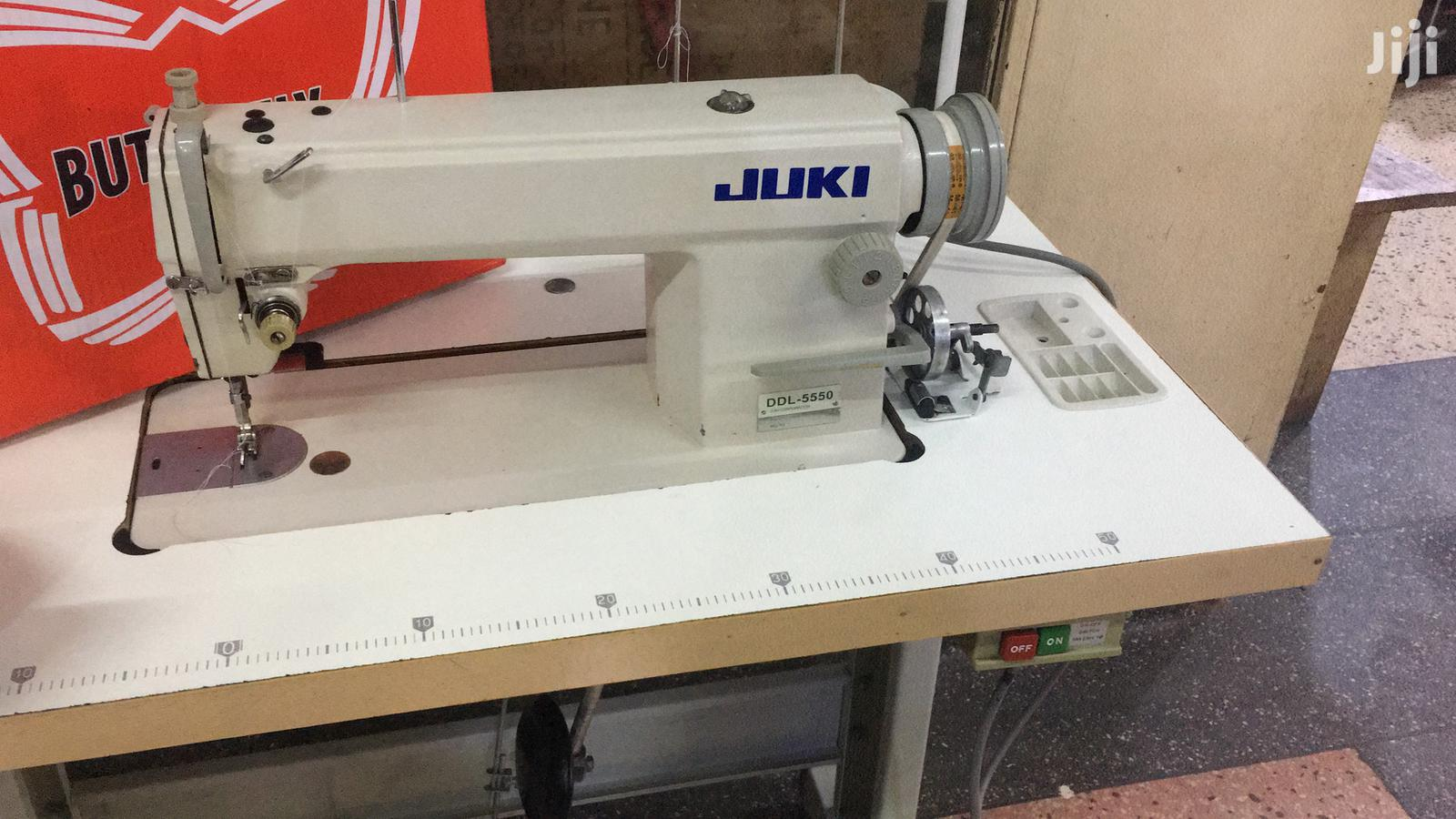 Straight Industrial Sewing Machine