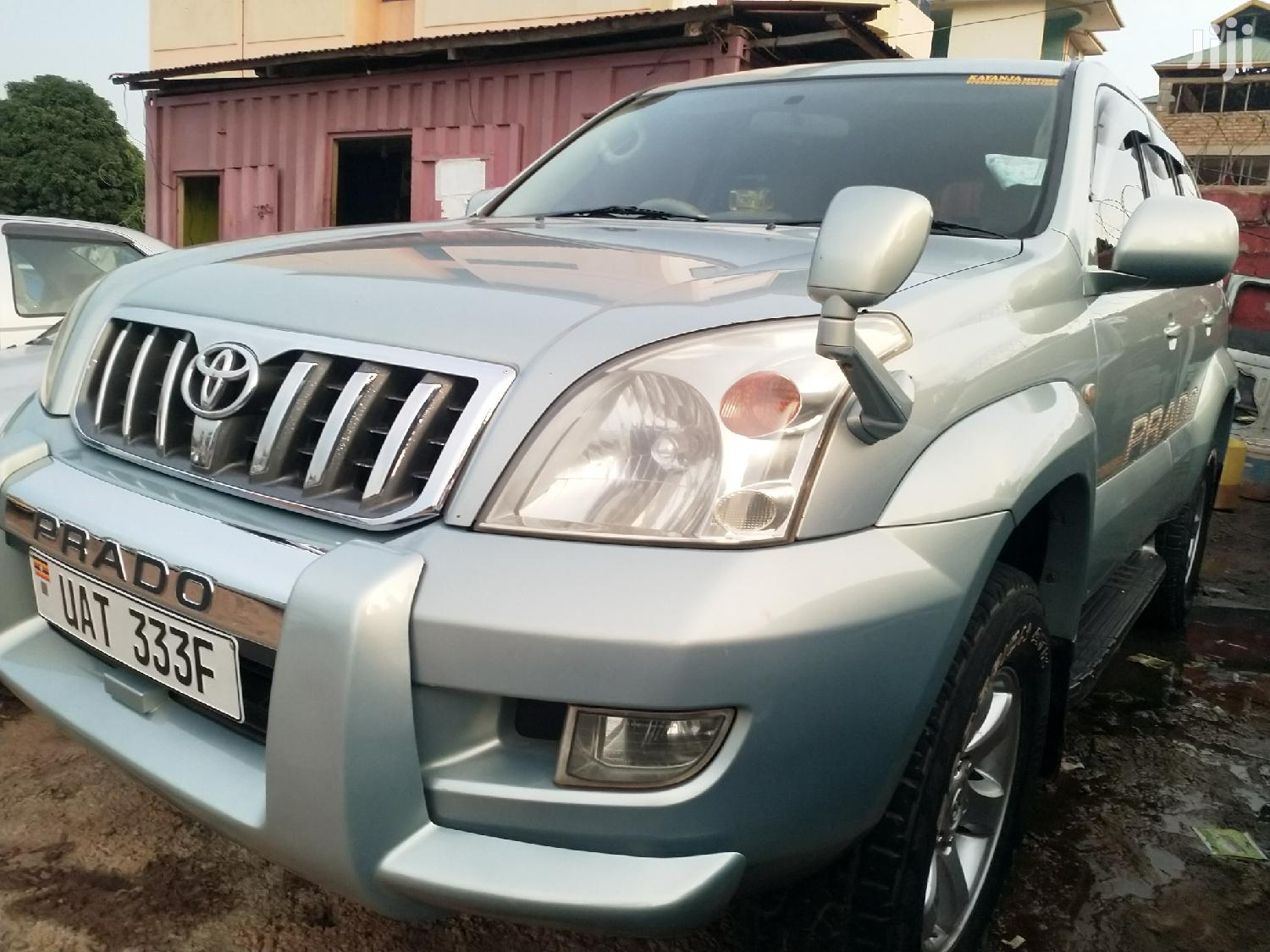 Toyota Land Cruiser Prado 2006 GX LIMITED Blue