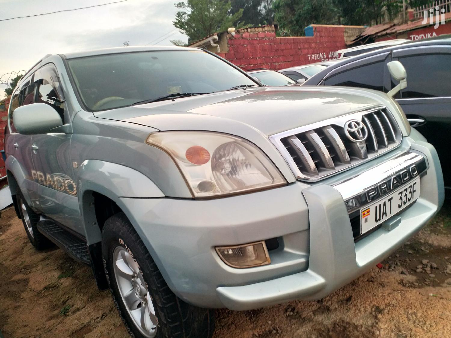 Toyota Land Cruiser Prado 2006 GX LIMITED Blue | Cars for sale in Kampala, Central Region, Uganda