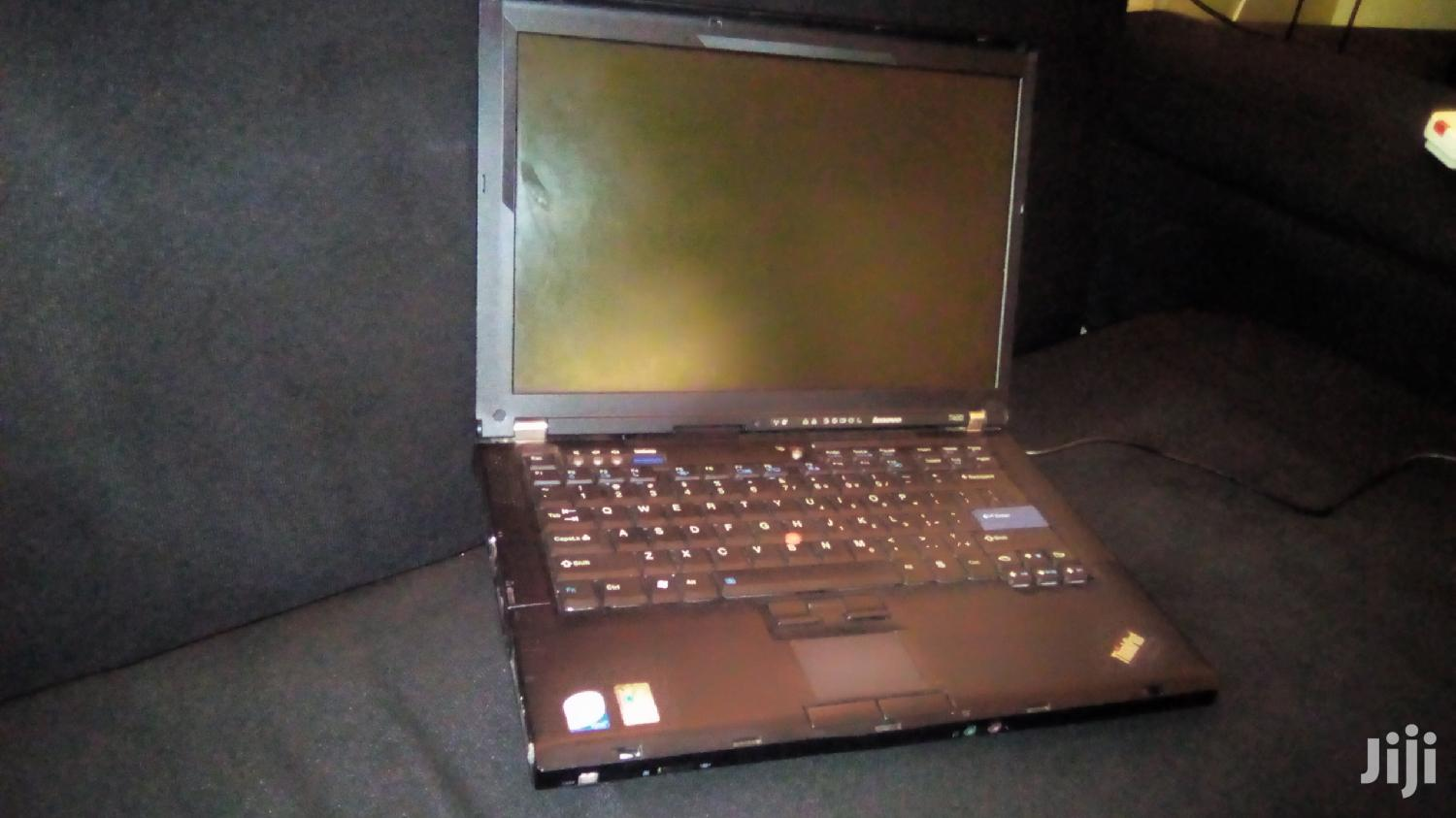 Laptop Lenovo ThinkPad T400 2GB Intel Core 2 Duo HDD 128GB