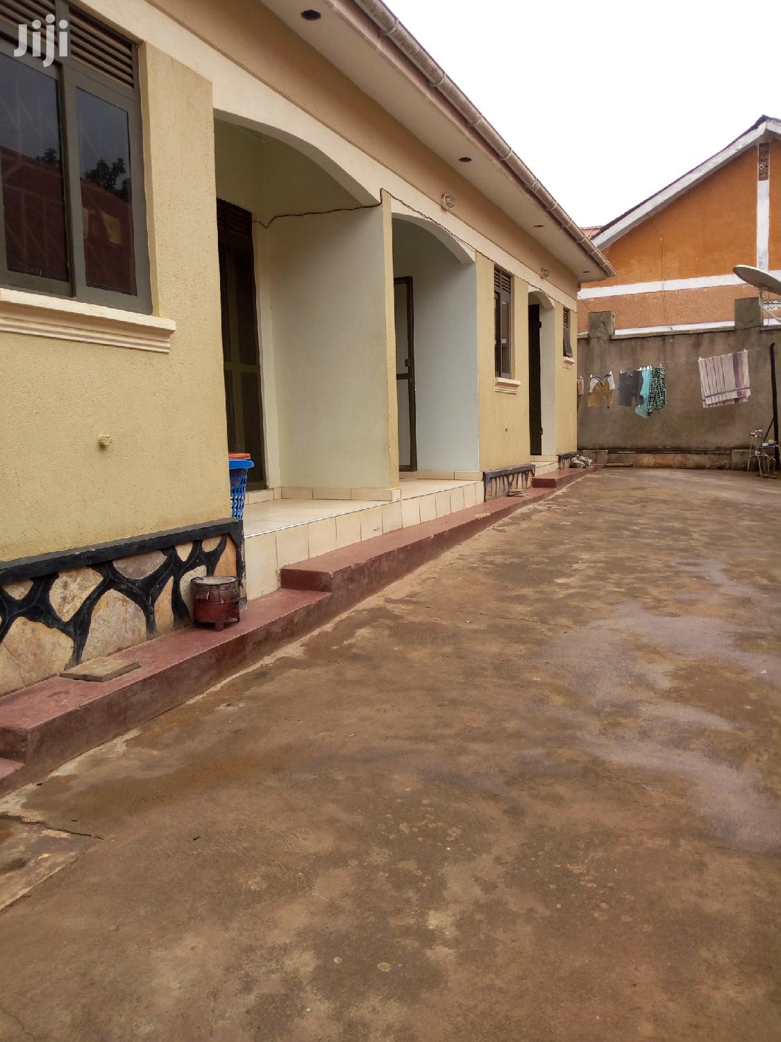 Two Bedroom House for Rent in Naalya
