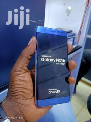 Samsung Galaxy Note FE 64 GB Blue   Mobile Phones for sale in Central Region, Kampala