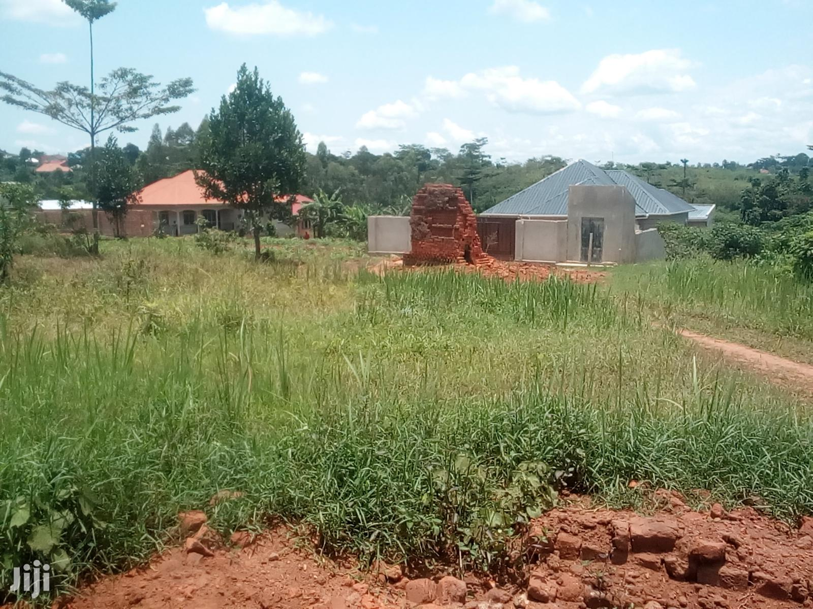 Titled 50x100ft Land In Kiyunga For Sale
