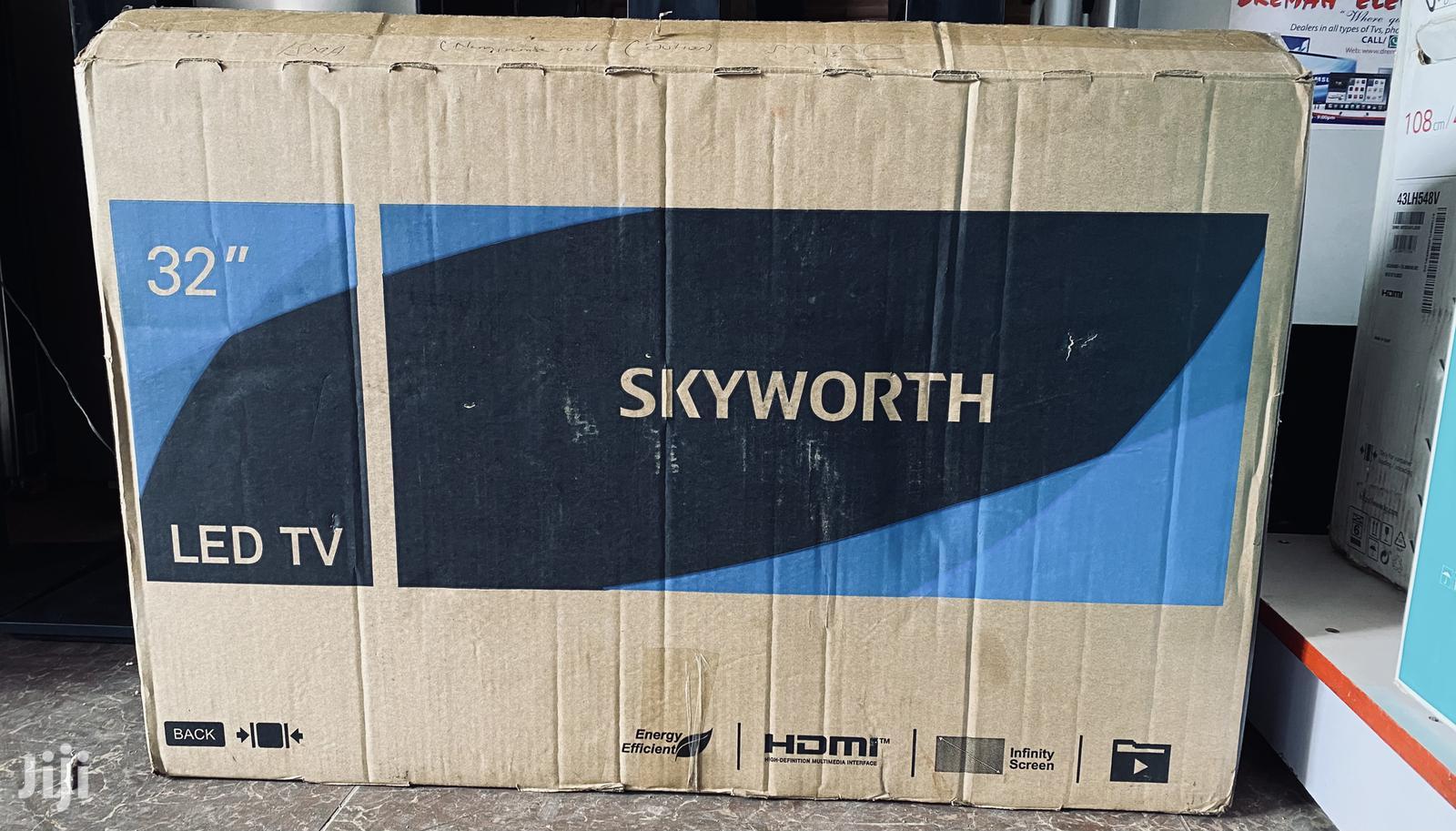 Skyworth LED Flat Screen TV 32 Inches