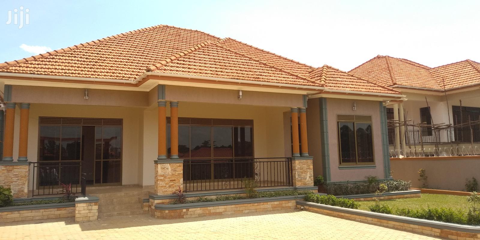 Five Bedroom Mansion In Najjera For Sale