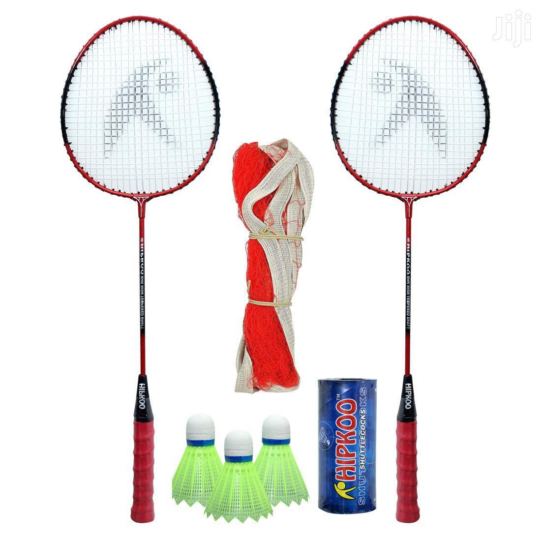 Badminton Full Set