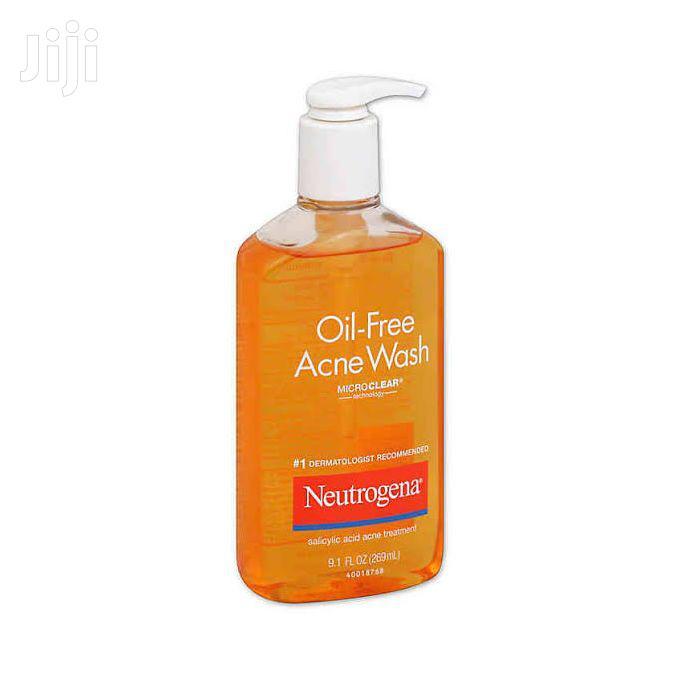 Neutrogena Oil Free Acne Wash - 269ml | Skin Care for sale in Kampala, Central Region, Uganda