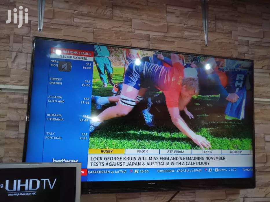 50inches Samsung Smart | TV & DVD Equipment for sale in Kampala, Central Region, Uganda