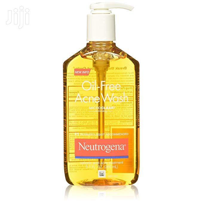 Neutrogena Oil-Free Acne Wash With Salicylic Acid   Skin Care for sale in Kampala, Central Region, Uganda