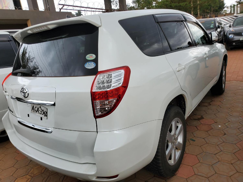 Toyota Vanguard 2007 White | Cars for sale in Kampala, Central Region, Uganda