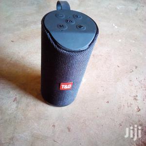 T G Bluetooth Speaker Black | Audio & Music Equipment for sale in Central Region, Mukono