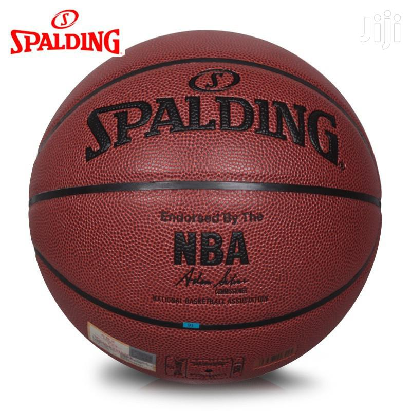 Spalding Basketball Ball | Sports Equipment for sale in Kampala, Central Region, Uganda