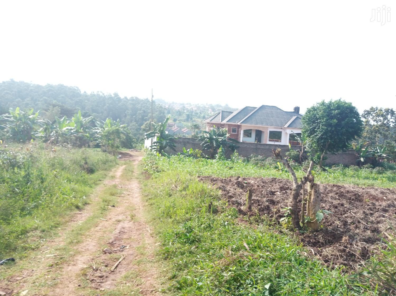 100 by 100ft Kawanda Estates