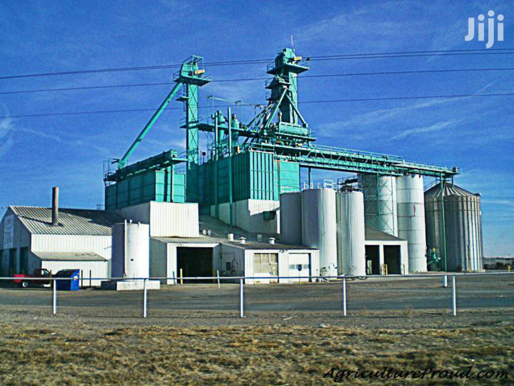 Grain Milling And Other Agro Processing Services
