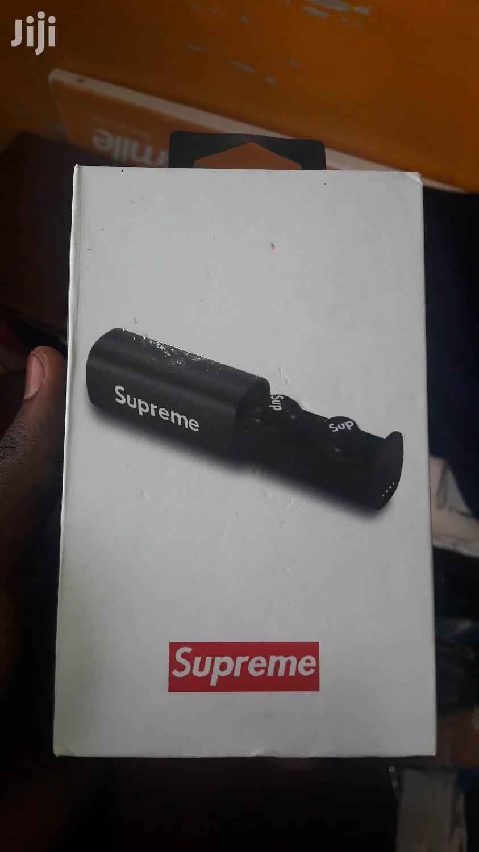 Supreme Earbuds