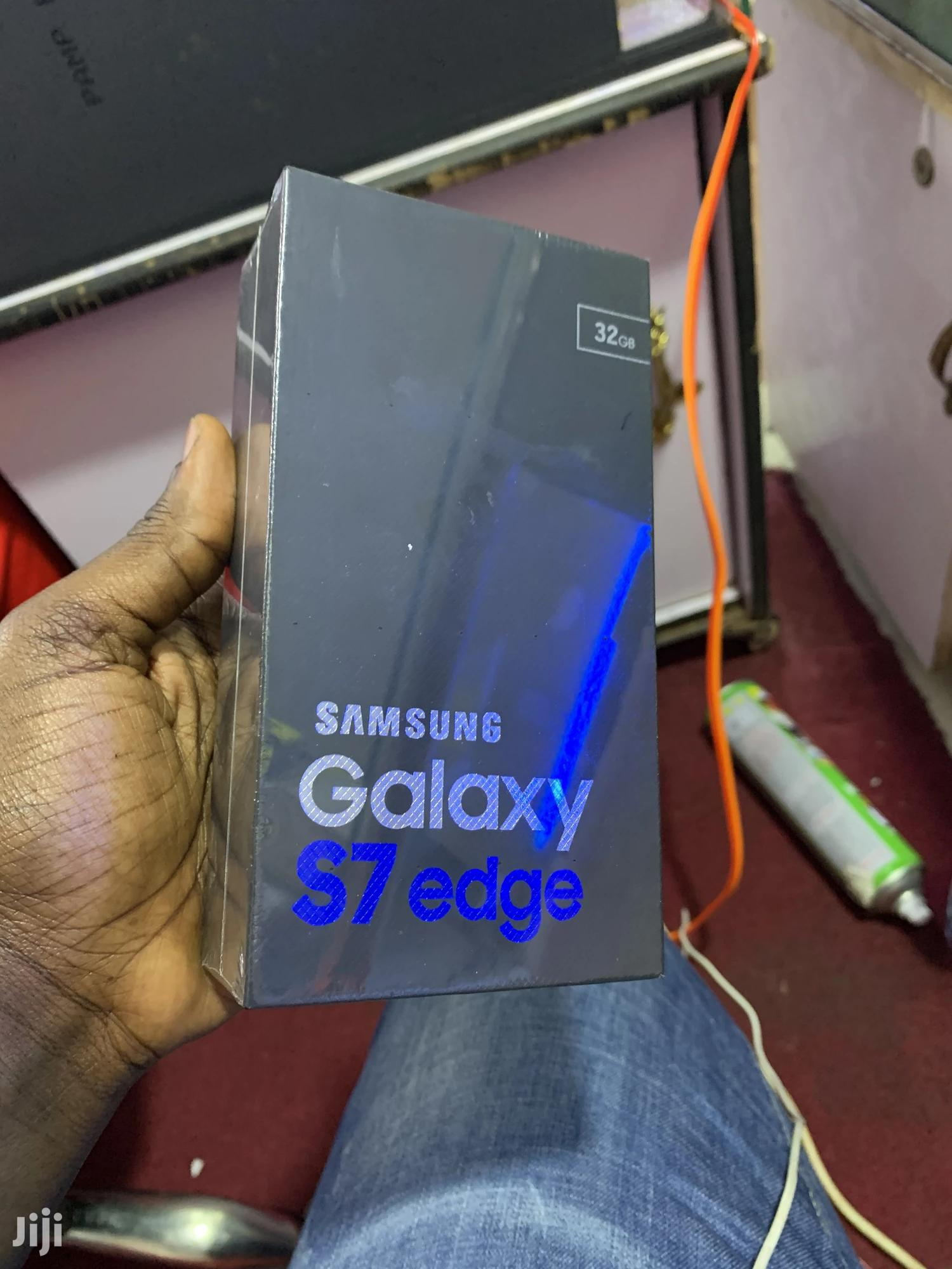 New Samsung Galaxy S7 edge 32 GB Gold | Mobile Phones for sale in Kampala, Central Region, Uganda