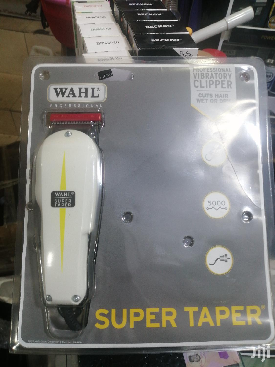 Wahl Hair Clippers/Hair Cutting Machine | Tools & Accessories for sale in Kampala, Central Region, Uganda