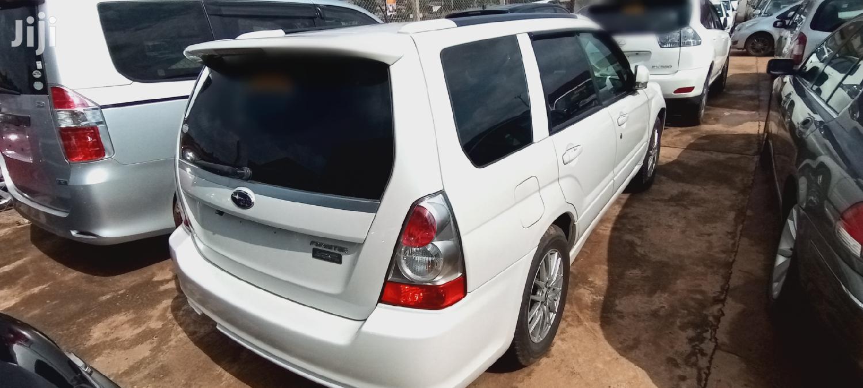 Subaru Forester 2007 2.0 XT Turbo White   Cars for sale in Kampala, Central Region, Uganda