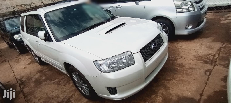 Subaru Forester 2007 2.0 XT Turbo White