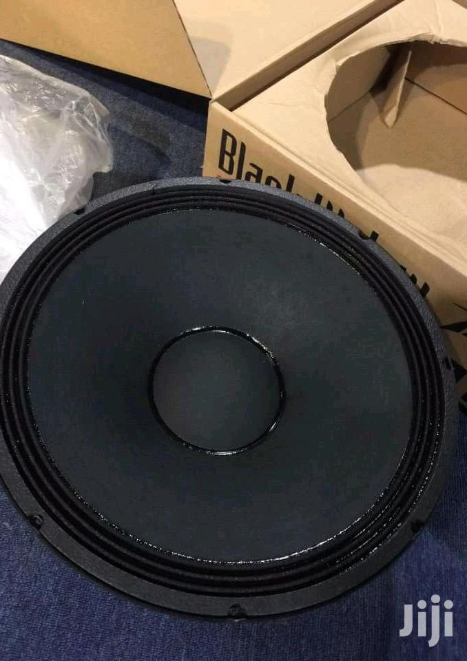 Bass Woofer 18 Inches