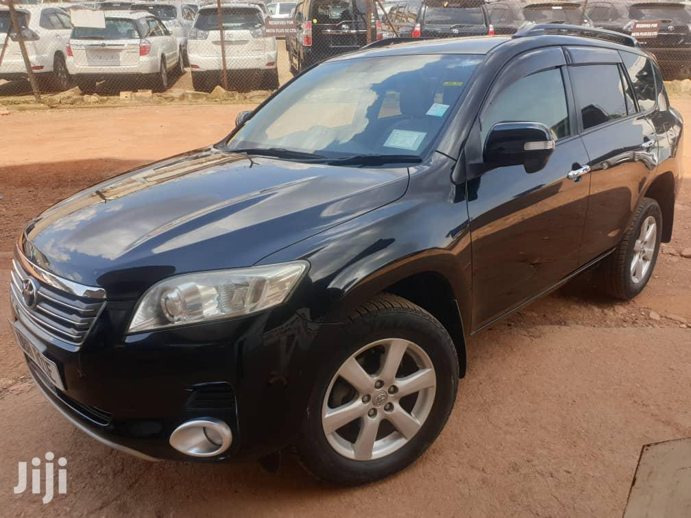 Archive: Toyota Vanguard 2009 Black
