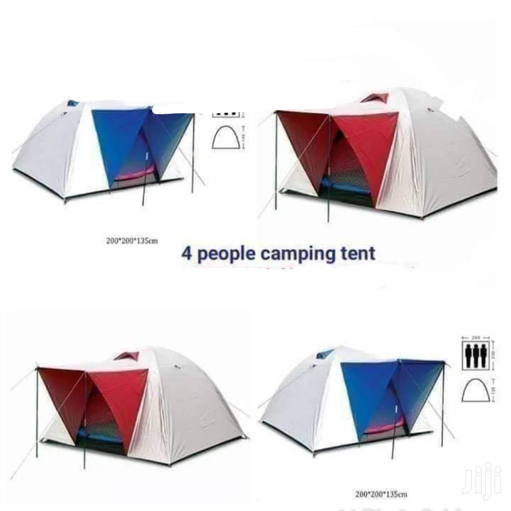 Camping Tent ( 3-4 People )