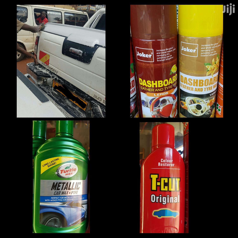 Mobile Car Wash And Scrubbing